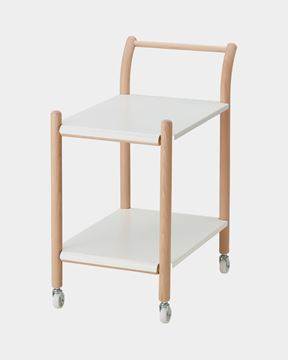 Εικόνα της Side Table on Casters