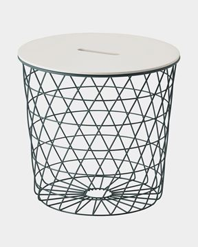 Picture of Iron Basket Table
