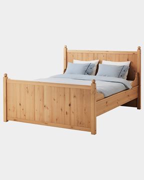 Picture of Bed Frame with Storage Boxes