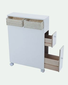 Picture of Slim Bathroom Organizer