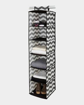 Picture of Shelf Hanging Closet Organizer