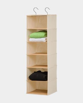 Picture of 6-Shelf Hanging Closet